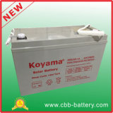 AGM Gel Battery 12V100ah de Solar System Mf do off-Grid da longa vida