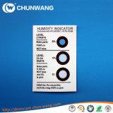 Etiketten van de Indicator van de Vochtigheid van de steekproef de Vrije voor de Indicator van de Vochtigheid