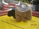 Aceitar a fusão feita sob encomenda limpam para fora o jogo Bull mecânica inflável do rodeio