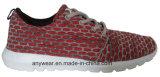 Ботинки комфорта спортов людей обуви Flyknit гуляя (816-9884)
