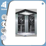 Лифт пассажира скорости 1.0-1.75m/S с Ard