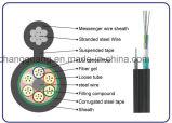 공장 공급 가격 Gyxtc8s 옥외 광학 섬유 케이블 숫자 8 자활하는 다중 코어 광섬유 케이블