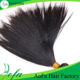 Cabelo humano brasileiro conveniente da fita de Extensionwith do cabelo do Virgin (16 ''--24 '')