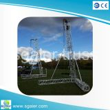 Башня PA сверхмощная ферменная конструкция диктора формы