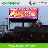 Chipshow P16mm Publicité Ventilation Full Color Outdoor LED Display Screen