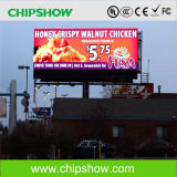 환기 풀 컬러 옥외 발광 다이오드 표시 스크린을 광고하는 Chipshow P16mm