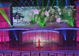 Visualización de LED a todo color P10 del precio bajo y de la alta calidad