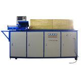 Horno de frecuencia media de la calefacción de inducción para el hierro