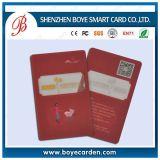 PVC Cr80 Standard Plastic VIP Member Card per Supermarket