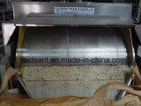 De Pelletiseermachine van de Riem van het Roestvrij staal van de Hars van de hars