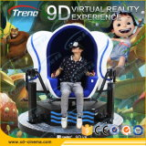 1/2/3 delle sedi Virtual Reality 3D Glasses 9d Cinema Egg Chair