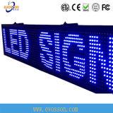 Indicador energy-saving do desdobramento do diodo emissor de luz do Portable para o anúncio da loja