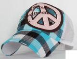 Cappello promozionale della maglia del camionista del ricamo di baseball