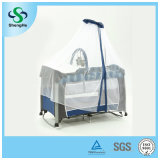 High Mosquito Net (SH-A1)のFoldable Aluminum Baby Crib