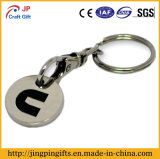 Zinc Alloy Die Casting Iron Stamping Metal Key Chain Trolley Token Coin