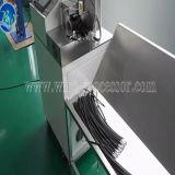 PV 철사를 위한 가득 차있는 자동적인 연결된 끝 주름을 잡는 기계