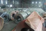Feuille d'acier inoxydablePPGI a enduit la bobine d'une première couche de peinture en acier galvaniséeAcier galvanisé