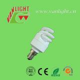 Lampe à économie d'énergie à spirale T2-9W E27 CFL