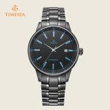 Homens luxuosos Watches72322 do relógio do relógio mecânico automático do aço inoxidável
