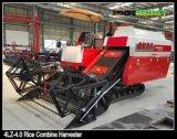 판매 100HP 엔진 강한 유형에 이란 밥 결합 수확기