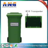 Transponder RFID passivo de 134,2 kHz para gerenciamento de resíduos