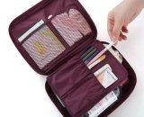 旅行記憶袋のジッパーが付いているFoldable記憶の構成ボックスパッキング袋