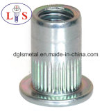 Noix hexagonale de garniture intérieure de noix de rivet de noix de connecteur