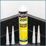 Beige Color 320ml Cartridge Construction Liquid Adhesive for Wallboard Engineering