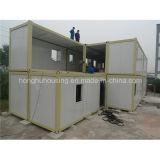 Camera espansibile del contenitore della baracca della casa mobile da vendere