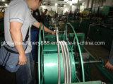 Manguera acanalada del agua del metal flexible que hace la máquina