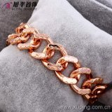 72724 Form Cool Mens Gold-Plated Jewelry Bracelet in Environmental Copper