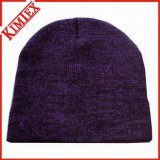 Chapeau tricoté par bruyère de promotion de mode de douane