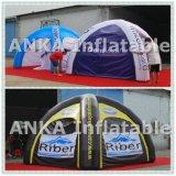 Kommerzielles aufblasbares Armkreuz-Bein-Zelt für das im Freienbekanntmachen