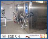 chaîne de production de crème glacée glacée