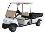 Carro de la plataforma del carro del cargo del vehículo eléctrico mini