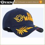 Chapeau tactique de sport de capuchon de chapeau de base-ball d'Esdy