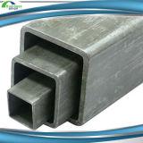 Tubo d'acciaio saldato il nero del tubo d'acciaio della saldatura del fornitore per materiale da costruzione