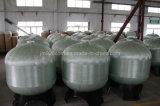 La mejor calidad del recipiente de alta presión del tanque de Fpr para el tratamiento de aguas