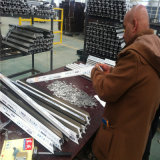 Personalizado OEM de aluminio / aluminio de extrusión de perfiles de marco de ventana de la pantalla
