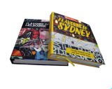 Impresión Softcover del libro de la venta caliente/del libro de Hardcover