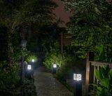 Luz al aire libre del césped del precio de fábrica 2With3W5with8W