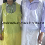 Beschikbare Plastic HDPE LDPE Medische Schort
