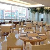 De moderne het Dineren van het Restaurant Houten Bevordering van de Lijst en van de Stoel van het Meubilair (SP-CS105)