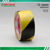 Band van de Waarschuwing van de Waarschuwing Tape/PVC van Somitape Sh313 de Kleurrijke voor het Waarschuwen en het Alarmeren