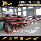 Kleines Großhandelsgoldmineralbergwerksmaschine-Goldaufbereitendes Geräten-Fabrik