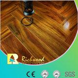 Pavimentazione laminata fonoassorbente dell'acero dello specchio dell'annuncio pubblicitario 12.3mm