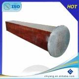 圧縮機のための産業シェルおよび管の空気管状の熱交換器