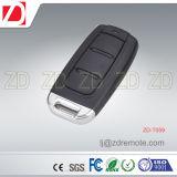 최고 Price 1-4 Buttons Plastic Duplicate Garage Remote Control 433MHz RF Universal Zd-T063