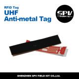Extranjero pasivo H3 ISO18000-6c de la etiqueta del Anti-Metal de la frecuencia ultraelevada del ABS de RFID