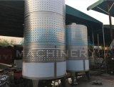 El tanque sanitario de la fermentadora de la fermentación del vino del acero inoxidable (ACE-FJG-N2)